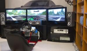 simulador coche