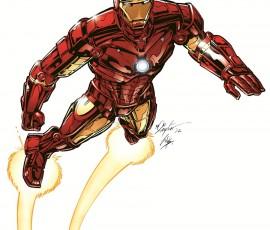 Iron Man (Bob Layton)