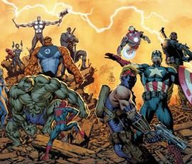 Avengers (Carlos Pacheco)