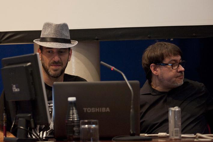 Pepe Caldelas en Metrópoli Comic Con 2014