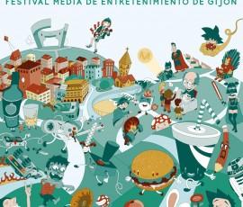 Concurso de carteles Metrópoli Gijón 2015