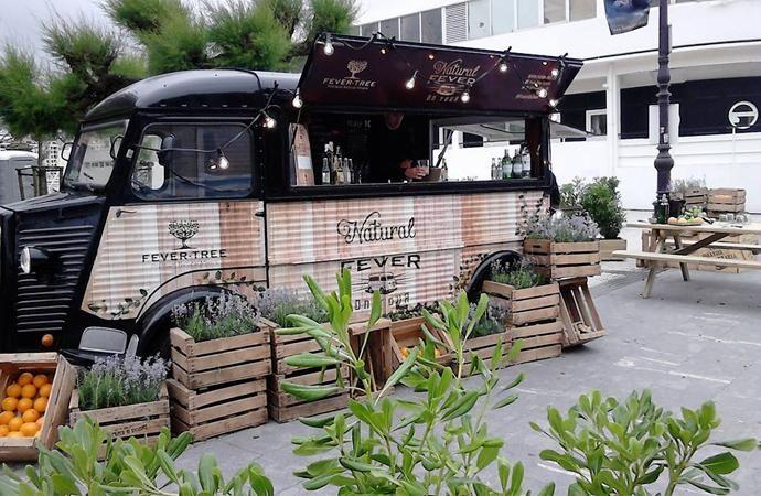 I Concentración de Food Trucks de Asturias en Metrópoli Gijón 2015