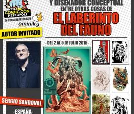 Sergio Sandoval en #MGCC15