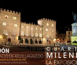Expo Cuarto Milenio en Palacio Revillagigedo