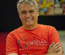 Herb Trimpe en la I edición de Metrópoli Comic Con