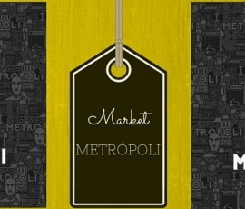 Market de Metrópoli 2015