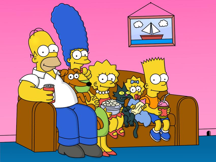 Los Simpson #metropoli2015