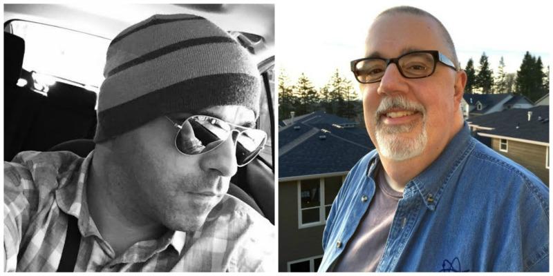 Kenneth Rocafort y Kurt Busiek