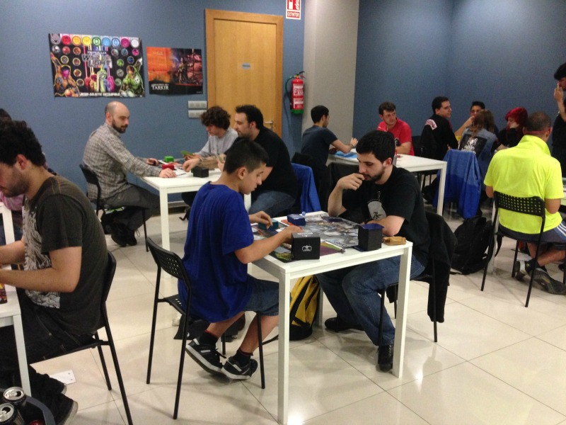 TORNEO MAGIC 01